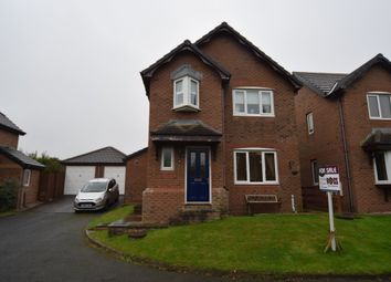 Thumbnail 3 bed detached house for sale in Netherby Drive, Barrow-In-Furness, Cumbria