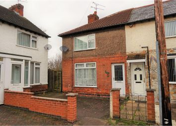 Thumbnail 2 bed end terrace house for sale in Curzon Avenue, South Wigston