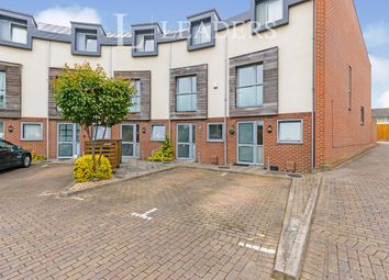Thumbnail 3 bed terraced house to rent in Finley Place, Havant
