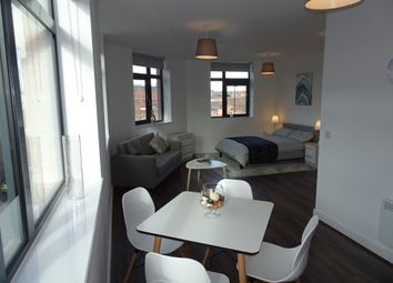 Thumbnail Studio to rent in Cotton Lofts, Fabrick Square, Birmingham