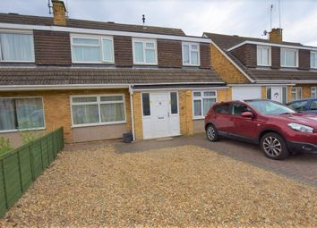 Thumbnail 4 bed semi-detached house for sale in Liston Close, Luton
