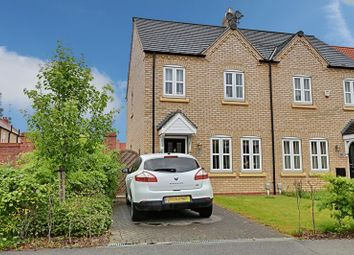 Thumbnail 3 bed terraced house for sale in Markeaton Park, Kingswood, Hull
