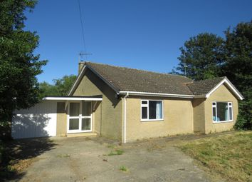 Thumbnail 2 bed detached bungalow for sale in Welney Road, Lakes End, Wisbech