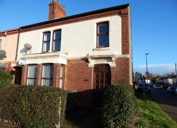 Thumbnail 4 bed semi-detached house for sale in 1053 Lincoln Road, Peterborough, Cambridgeshire