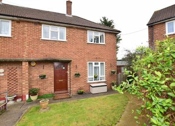 Thumbnail 2 bed semi-detached house for sale in Quixote Crescent, Frindsbury, Rochester, Kent