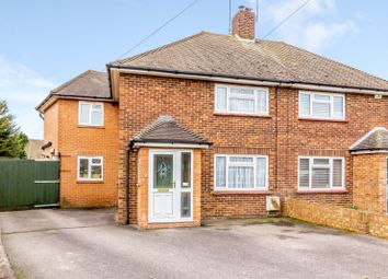 Thumbnail 4 bed semi-detached house for sale in Huntingfield Road, Gravesend