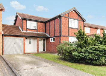 Thumbnail 3 bed link-detached house for sale in Taverners Green Close, Wickford