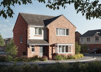 Thumbnail 4 bed detached house for sale in Garratt Street, West Bromwich