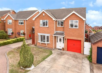 Thumbnail 5 bed detached house for sale in Albatross Drive, Grimsby