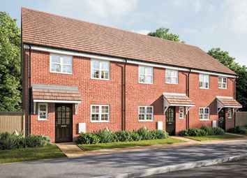 "3 bed terraced house for sale in ""The Eveleigh"" at ""The Eveleigh"" At Smug Oak Lane, Bricket Wood, St.Albans AL2"