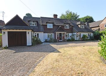 Thumbnail 5 bed detached house to rent in Sheerwater Avenue, Woodham, Addlestone