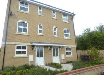 Thumbnail 3 bedroom semi-detached house for sale in Tynan Close, Royston