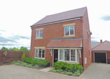 Thumbnail 4 bedroom detached house for sale in Boughton Close, Middlemore, Daventry