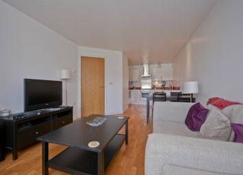 Thumbnail 1 bed flat for sale in Eyot House, Sun Passage, London.