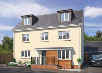 Thumbnail 5 bed detached house for sale in Holcombe Road, Holcombe, Dawlish