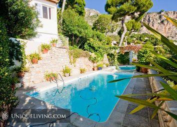 Thumbnail 6 bed villa for sale in Eze, Cap Ferrat, French Riviera