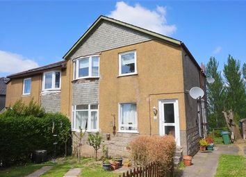Thumbnail 3 bedroom flat to rent in Croftwood Avenue, Glasgow