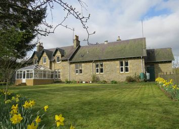 Thumbnail 6 bed detached house for sale in Cogsmill Old School House, Hawick