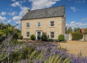Thumbnail 5 bed detached house for sale in Thrapston Road, Brampton, Huntingdon, Cambridgeshire