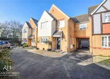 Thumbnail 4 bed link-detached house for sale in Purvis Way, Highwoods, Colchester, Essex