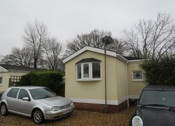 3 bed mobile/park home for sale in Allington Lane, West End, Southampton SO30