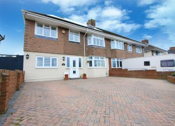 Thumbnail 5 bed semi-detached house for sale in Valentine Avenue, Southampton