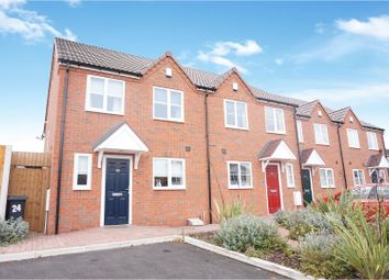 Thumbnail 3 bed end terrace house for sale in Waterloo Street East, Tipton