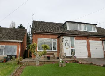 Thumbnail 2 bed semi-detached house for sale in Southam Close, Hall Green, Birmingham