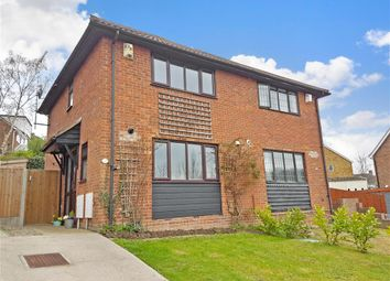 Thumbnail 2 bed semi-detached house for sale in Outwood Common Road, Billericay, Essex