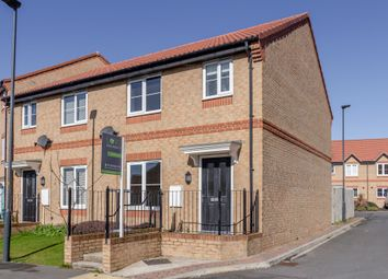 Thumbnail 3 bed semi-detached house to rent in Rosebud Way, Colburn, Catterick Garrison