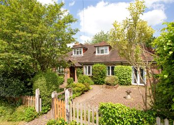 Thumbnail Detached house for sale in Roseacre Gardens, Chilworth, Guildford, Surrey