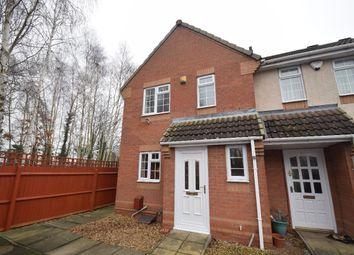 Thumbnail 3 bed terraced house to rent in Trafalgar Close, Donnington, Telford