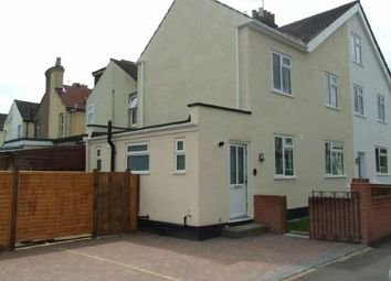 Thumbnail 2 bedroom semi-detached house for sale in Recreation Avenue, Snodland