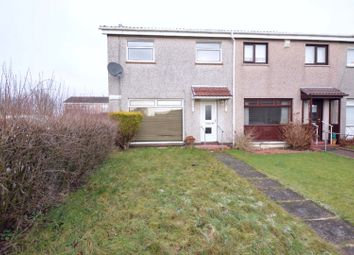 Thumbnail 3 bed end terrace house for sale in Ivanhoe, Glasgow