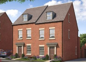 Thumbnail 3 bed semi-detached house for sale in Victory Fields, Upper Rissington, Cheltenham, Gloucestershire
