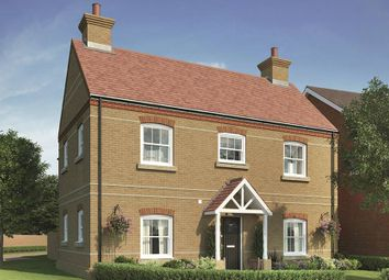 "Thumbnail 4 bedroom property for sale in ""The Nessvale"" at Holwell Road, Pirton, Hitchin"