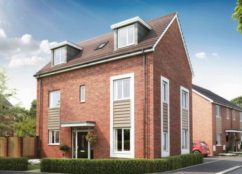 Thumbnail 4 bed detached house for sale in Chester Row, Newton-Le-Willows