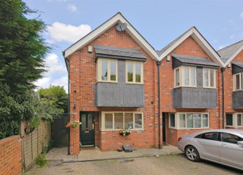 Thumbnail 3 bed semi-detached house for sale in New Road, Elstree, Borehamwood