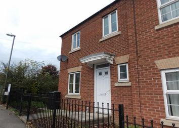 Thumbnail 3 bed property to rent in Richmond Gardens, Hardwick Street, Chesterfield