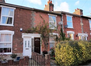 Thumbnail 3 bed terraced house for sale in Wilberforce Street, Ipswich