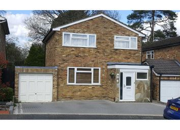 Thumbnail 3 bed detached house for sale in Baird Road, Farnborough