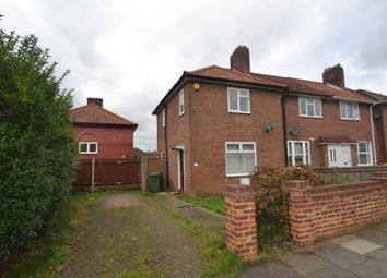 Thumbnail 2 bed end terrace house to rent in Elmscott Road, Downham, Bromley