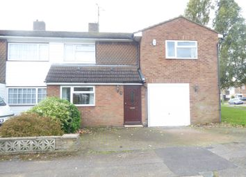 Thumbnail 3 bed property to rent in Lakefield Avenue, Toddington