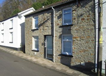 Thumbnail 1 bed terraced house for sale in Deri Newydd, Deri