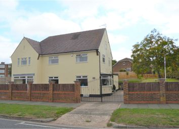 Thumbnail 4 bedroom detached house for sale in Pensby Road, Thingwall