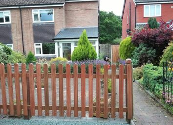 Thumbnail 1 bed maisonette to rent in Bridle Court, Woodford, Stockport