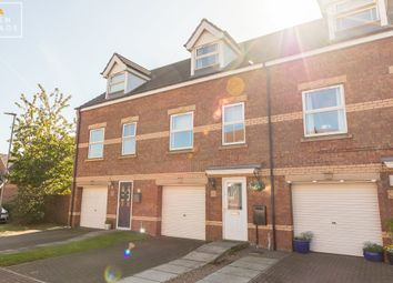Thumbnail 3 bed terraced house to rent in Laurel Way, Scunthorpe