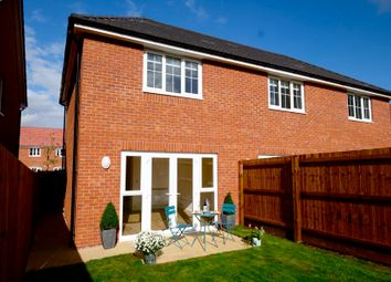 Thumbnail 2 bed end terrace house to rent in Lighton Mews, Eccles