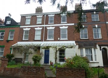 Thumbnail 6 bedroom shared accommodation to rent in Blackboy Road, Exeter
