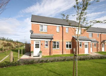 Thumbnail 3 bed semi-detached house for sale in Scott Way, Greenock